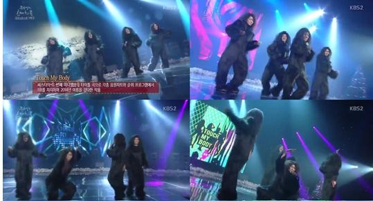 씨스타 [사진출처=KBS2 '유희열의 스케치북' 캡처]