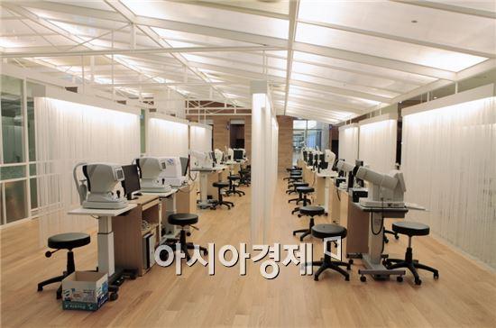 비앤빛강남밝은세상안과 검사센터
