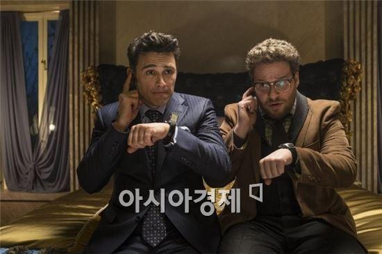 영화 '인터뷰'의 한 장면.