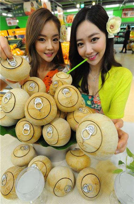 홈플러스 '이지 코코넛'