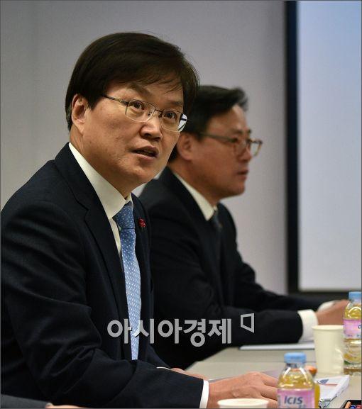 [포토]발언하는 최양희 장관