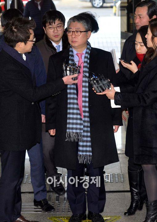 '靑문건유출' 조응천 전 비서관 영장 기각