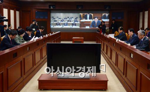 [포토]2014년 마지막 경제관계장관회의