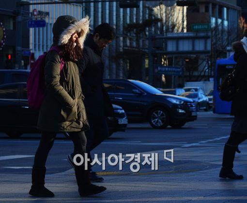 24일 서울 아침기온은 영하 18도까지 내려갈 전망이다.