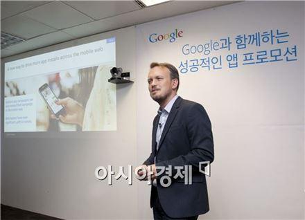 조너선 알퍼니스 구글 프로덕트 매니지먼트 디렉터 (사진제공 : 구글코리아)