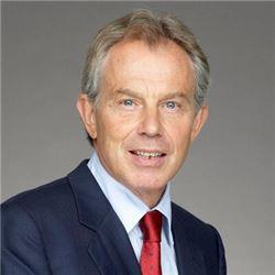 토니 블레어 전 영국 총리