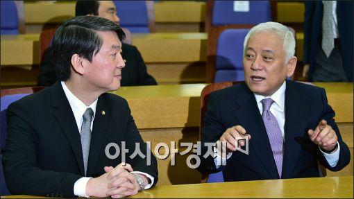 """김한길, 더민주 탈당 """"새 정치질서 구축에 헌신"""""""