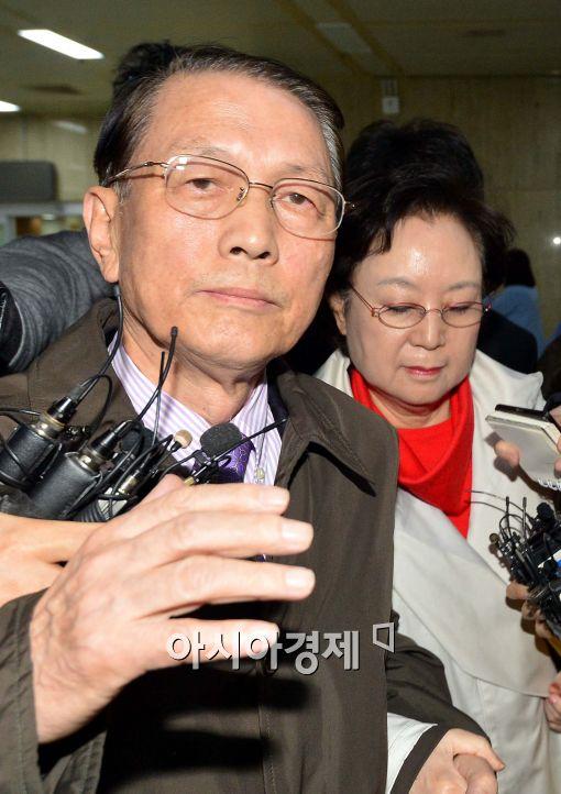 김기춘 전 청와대 비서실장, 사진=아시아경제DB