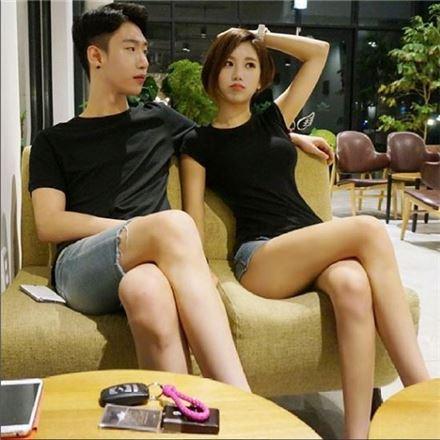 예동우(좌) 예정화 남매. 사진출처=예정화 인스타그램