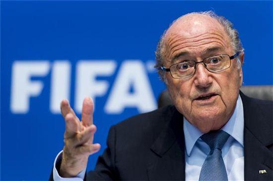 제프 블라터 / 사진=FIFA 홈페이지 캡처