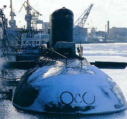 베트남이 도입한 것과 같은 타입 636 킬로급 잠수함