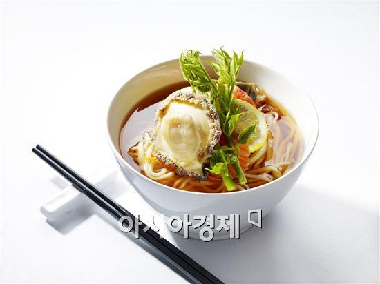 임피리얼 팰리스 서울 천산 중국식 냉면