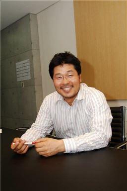 가비아 김홍국 대표이사(사진제공= 가비아)