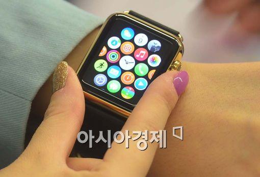 애플워치 /아시아경제 DB