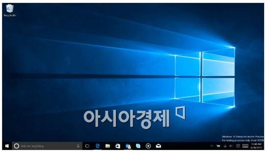 윈도우 10 인사이더 10159 빌드 (출처 : MS 블로그)