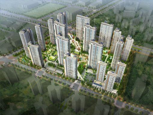 포스코건설, 인천 '송도 더샵 센트럴시티' 분양
