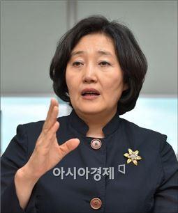 ▲박영선 전 더불어민주당 원내대표(사진=아시아경제DB)