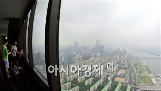 일기예보 흐림 / 제공=아시아경제 DB