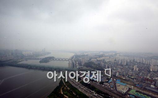 흐린 날씨 / 사진=아시아경제DB