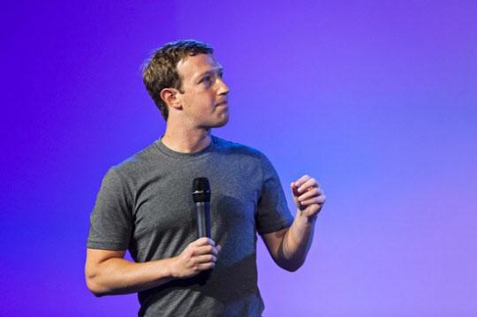 마크 주커버그 페이스북 최고경영자(CEO)