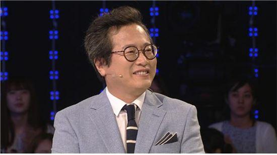 맛 칼럼리스트 황교익 / 사진=KBS2 '1대100' 제공