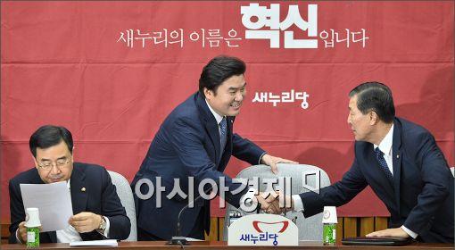 원유철, 황진하 의원. 사진=아시아경제 DB