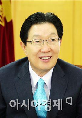 지병문 전남대학교 총장