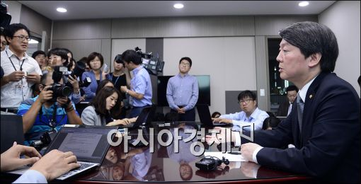 """안철수·박영선 """"국정화, 朴대통령 최대 실정"""""""