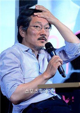 홍상수 감독  / 사진=스포츠투데이 DB