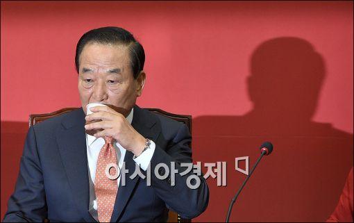친박 후보 연일 완주의지 재확인…깊어지는 서청원의 고심