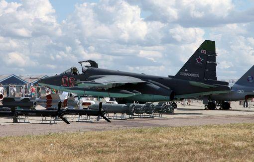 러시아 수호이 25-SM