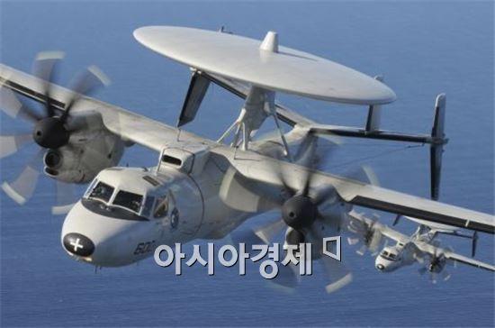 일본이 4대를 도입할 어드밴스트 호크아이 E-2D