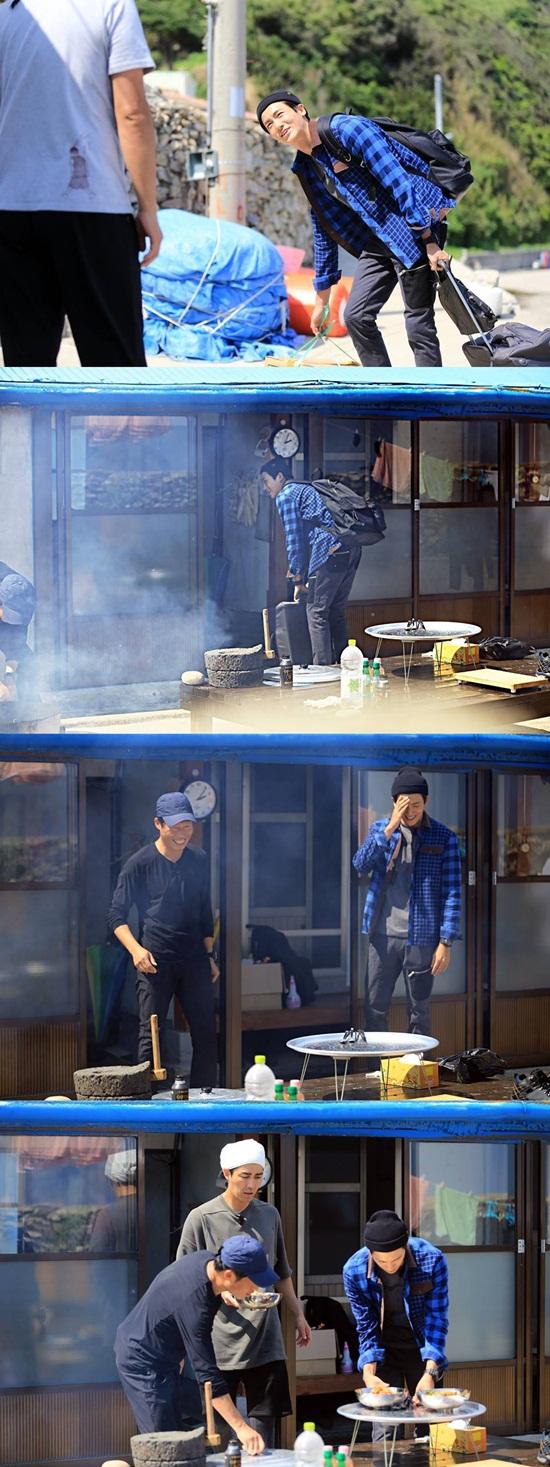 tvN '삼시세끼-어촌편 시즌2'에 박형식이 출연했다. / 사진제공=tvN '삼시세끼-어촌편 시즌2' 공식 페이스북