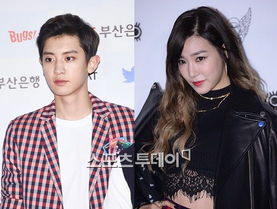 찬열(왼쪽)과 티파니(오른쪽)가 Mnet '언프리티 랩스타2'에 특별 출연한다. / 사진제공=스포츠투데이 DB