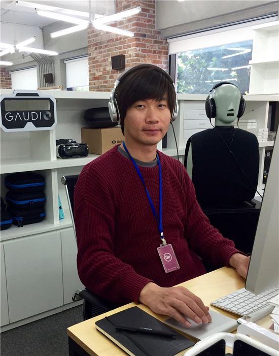 오현오 가우디오디오랩 대표