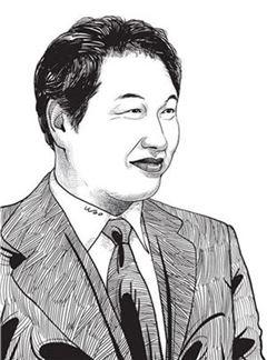 ▲최태원 SK그룹 회장(일러스트=아시아경제DB)