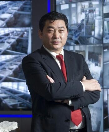 다이자룽 차이나크리스탈신소재홀딩스 대표