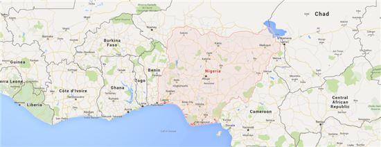 폭탄테러가 발생한 나이지리아
