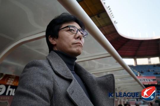 황선홍 감독, 사진=연맹 제공