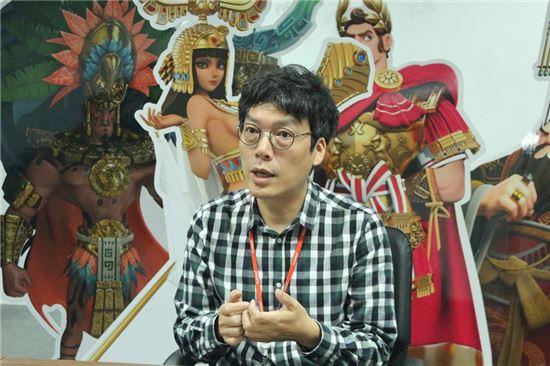 송재경 엑스엘게임즈 대표