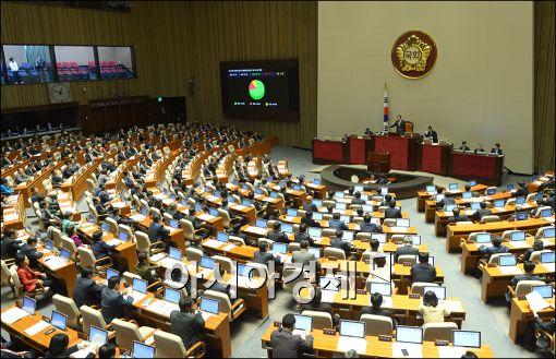 국회 본회의 / 사진=아시아경제 DB