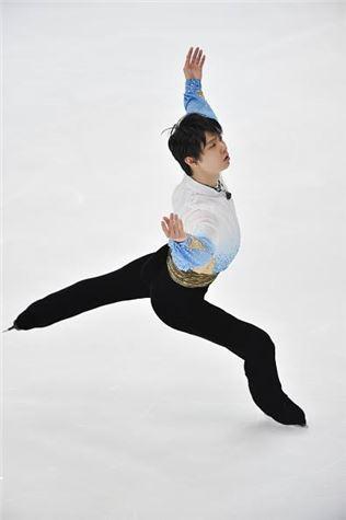 하뉴 유즈루. 사진=국제빙상경기연맹(ISU) 공식 페이스북