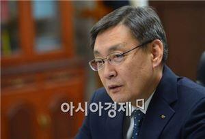 강영일 철도시설공단 이사장