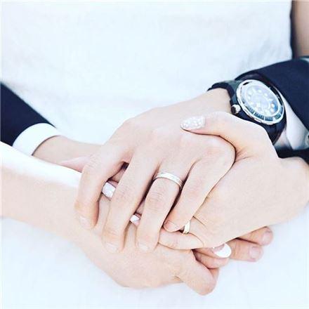 유키스 일라이 결혼. 사진=유키스 일라이 인스타그램