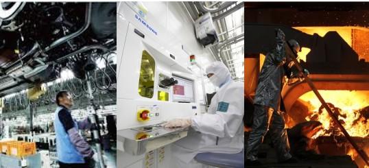 韓경제 '대들보' 제조업이 흔들린다