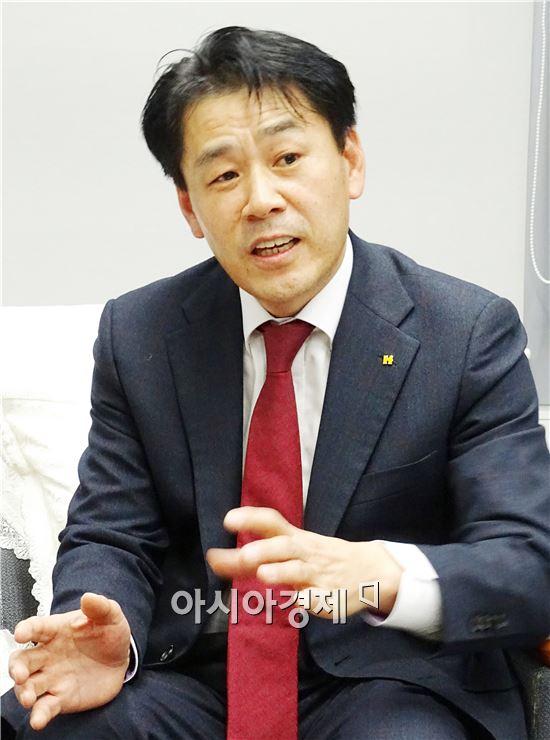 김영천 현대해상 호남지역본부장