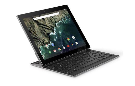구글 투인원 태블릿 픽셀C
