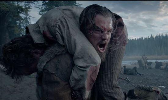 영화 '레버넌트: 죽음에서 돌아온 자' 스틸 컷
