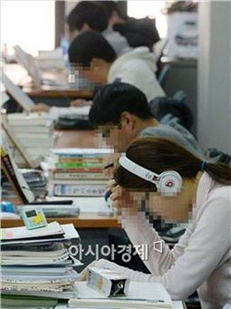 취업준비생 / 사진=아시아경제 DB