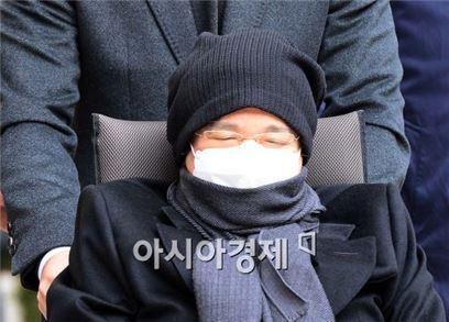 이재현 CJ회장 구속집행정지 한 차례 더 연장